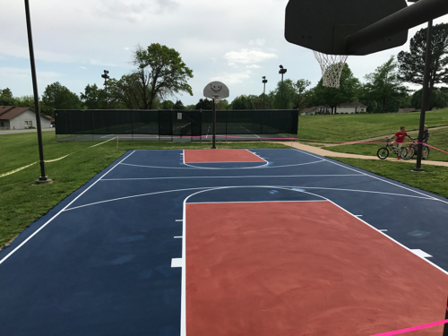 Bella Vista, AR Property Owners Association Basketball