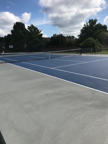 Bentwater Subdivision Nixa, MO Tennis