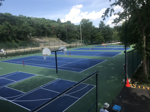 Camp Kanakuk Branson, MO Basketball, Pickleball, Tennis