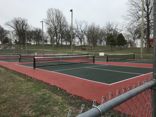 City of Monett- Monett, MO Pickleball