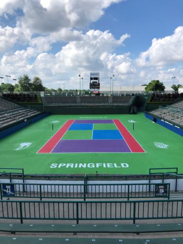 Cooper Tennis Complex, Springfield MO