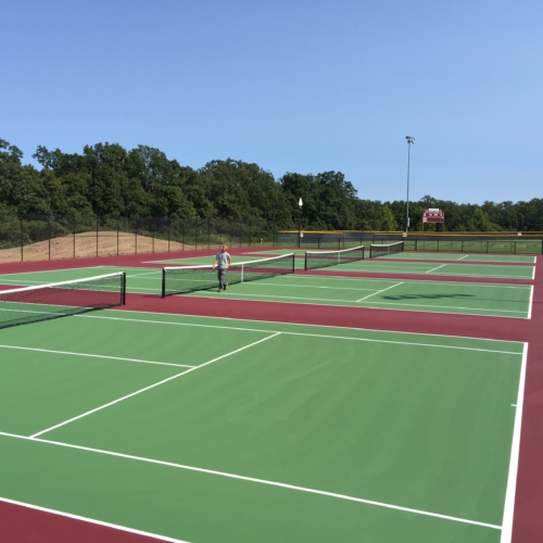 Fort Osage High School Independence, MO Tennis