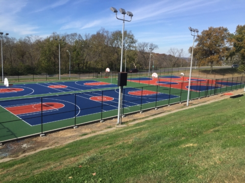 Kessler Park Kansas City, MO Basketball & Futsal