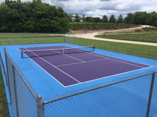 Leabrooke Subdivision Rogersville, MO Tennis