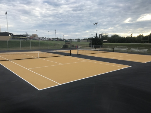 Lebanon High School Lebanon, MO Tennis