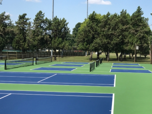 Meador Park Springfield, MO Tennis & Pickleball