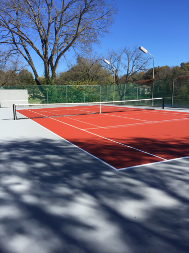 Private Residence Tennis