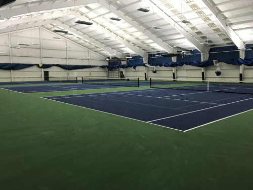 Quad City Tennis Club Moline, Illinois Tennis Indoor
