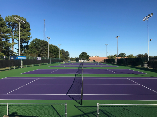 Southwest Baptist University Bolivar, MO Tennis
