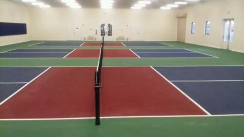 Springfield, MO Pickleball Indoor