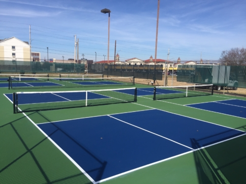 Twin Oaks Country Club Springfield, MO Pickleball